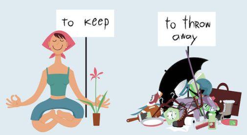 keep throw away